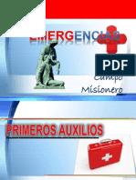 TALLER  DE EEMRGENCIAS _MINISTERIO LAZARO.pptx