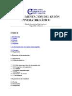 LA DOCUMENTACIÓN DEL GUIÓN CINEMATOGRÁFICO.doc