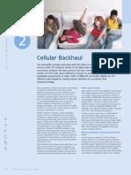 Cellular Backhaul