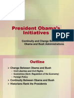 Obama Initiative Revised