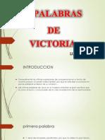 7 PALABRAS DE VICTORIA.pptx
