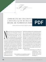 2 - Arremate de uma reflexão - a revolução burguesa no Brasil de Florestan Fernandes.pdf