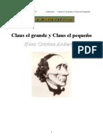 Andersen Hans Christian-Claus el Grande y Claus el Pequeño.pdf
