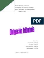 De la Obligación Tributaria.doc