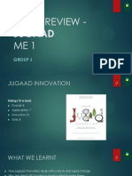 Book Review - Jugaad