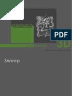 AutoCAD 3D Sweep