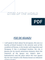 CITIES OF THE WORLD.pptx