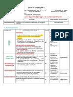 SESIÓN DE APRENDIZAJE CLASIFICACION DE POLINOMIOS.docx