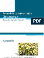 Remedios caseros contra Chikungunya.pptx