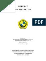 Cover Referat (2003)
