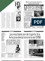 Diario El mexiquense 8 Octubre 2014