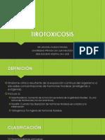 Clase 8 - HIPERTIROIDISMO y TIROTOXICOSIS.pptx
