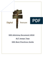 ALT Tags Images SEO Guide - Best Practices