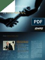 Catalogue APG 2014