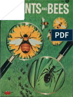 How and Why Wonder Book of Ants and Bees