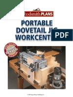 Dovetail Jig Workstation Plans