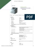 Epson Australia - EPL-N3000 Specifications