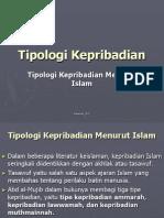 Tipologi Kepribadian Menurut Islam