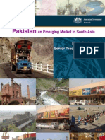 Pakistan an Emerging Market in South Asia