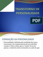 TRANSTORNO DE PERSONALIDADE.ppt