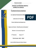 Practica 3. Identifiacion de Alcaloides. Toxicologia.docx