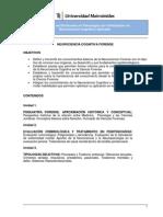 Programa 03 Neurociencia Cognitiva Forense