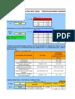 PROGRAMA PARA ESPECTRO DE DISEÑO COVENIN (Revisado).xls
