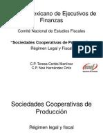Sociedades Cooperativas de producción NH TC 191006.ppt