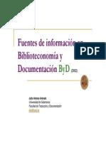 fuentesdeinformacinenbyd2011-120206161015-phpapp01