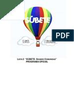 PROGRAMA OFICIAL LISTA 2 SÚBETE! i.pdf