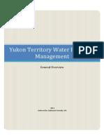 Yukon Territory Water Resource Management