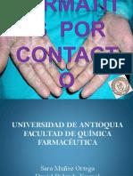 DERMATITIS  POR CONTACTO =D.pptx