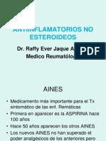 ANTIINFLAMATORIOS NO ESTEROIDEOS.ppt