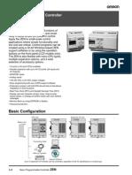 L3- Datasheet PLC Omron