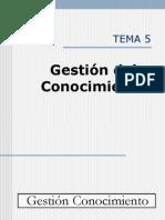 tema5-gestiondelconocimientokm-100310055715-phpapp01.ppt