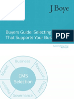 Cms Buyers Guide