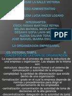 PRESENTACION DE LA ORGANIZACION.pptx