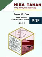 Mekanika Tanah Jilid 2 Braja M. Das