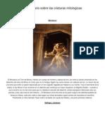 Un bestiario sobre las criaturas mitologicas.docx