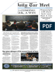 The Daily Tar Heel for Oct. 9, 2014
