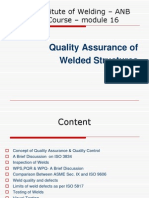 Quality Assuarance