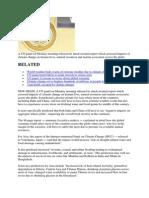 UN Climate Change Report 2014