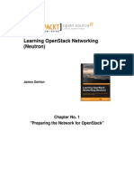 9781783983308_Learning_OpenStack_Networking_(Neutron)_Sample_Chapter