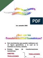 transformaciones isometricas.ppt