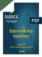 Etapas en la vida de un proyecto minero.pdf