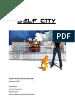 Projectverslag Self City 2007
