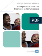 Good Practice in Social Care With Refugees and Asylum Seekers - 2010