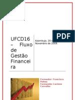Fluxo de Gestão Financeira