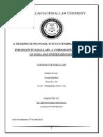 Comaparative Public Law Legal Aid