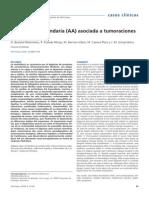 Amiloidosis secundaria (AA) asociada a tumoraciones benignas.pdf